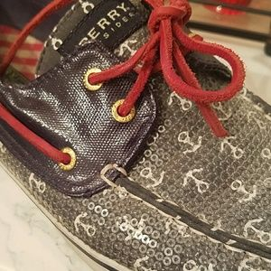 Sperry Shoes - Sperry Topsider Boat Shoes 10